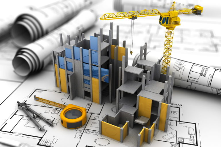 The global construction industry expects 5% growth this year